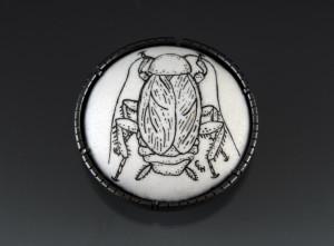 Roach Brooch_2014